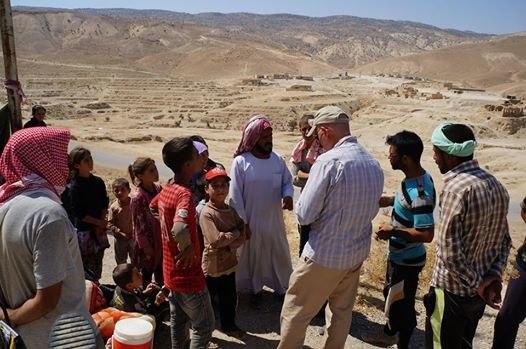 USAID Mt Sinjar