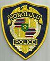 USA - HAWAÏ -Honolulu police.jpg