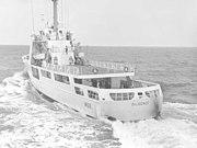 USCGC Diligence WPC-616 stern