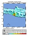 USGS Shakemap - 2006 Yogyakarta earthquake.jpg