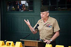 John M. Paxton Jr. - Paxton speaking in April 2012.