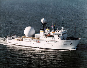 USNS Invincible (T-AGM 24)