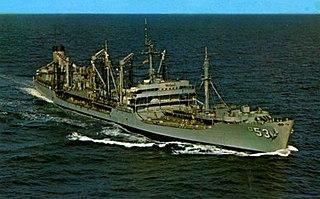 USS <i>Caliente</i> (AO-53)