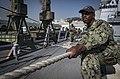 USS Carney Arrives in Algiers (43709106672).jpg