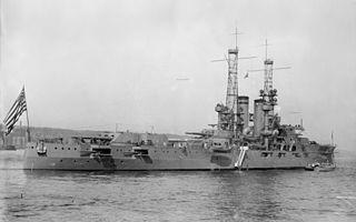 USS <i>Utah</i> (BB-31) US battleship