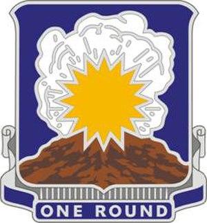 705th Tank Destroyer Battalion - Unit insignia