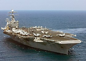 Image illustrative de l'article USS Harry S. Truman (CVN-75)