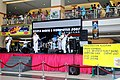 US Navy 070706-N-7783B-003 Members of the 7th Fleet rock band Orient Express perform at the Kuantan Parade Mall during the Malaysian phase of exercise Cooperation Afloat Readiness and Training (CARAT).jpg