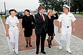 US Navy 111011-N-ZO696-050 Officials arrive at Naval Medical Center Portsmouth to celebrate the U.S. Navy's 236th birthday.jpg