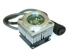 Germicidal lamp - UV-C LED Lamp with Heatsink and power source