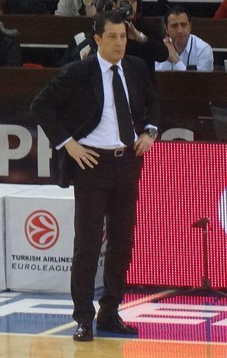 Ufuk Sarıca - Sarıca as head coach of Anadolu Efes in 2012