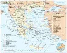 Karte Griechenland Deutsch.Griechenland Wikipedia