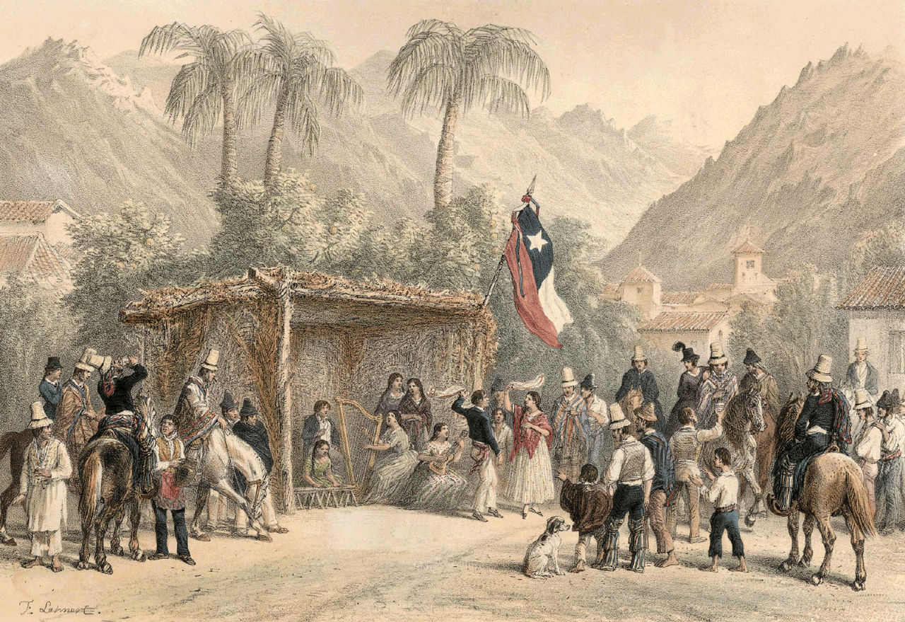 Geschichte Chile