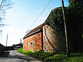 Unconverted Oast House on Cornford Lane, Pembury, Kent - geograph.org.uk - 1181088.jpg