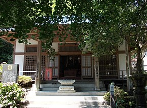 Unganzenji Main hall.jpg