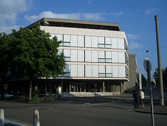 Basel University Library - Basel University Library