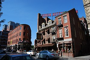 Blackstone Block Historic District - Union Oyster House