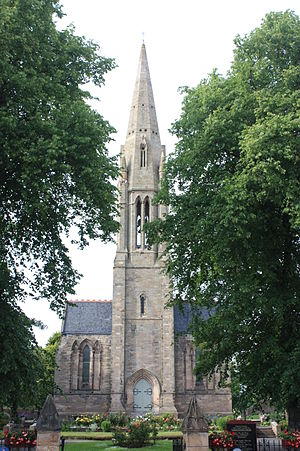 Cupar - United Parish Church, Cupar