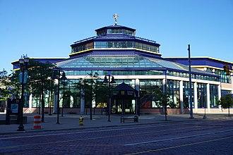 University of Michigan–Flint - University Pavilion