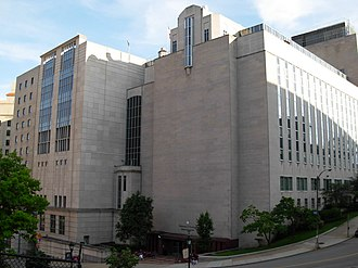 University of Pittsburgh School of Medicine - Scaife Hall