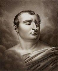 Portrait of the Dead Napoleon