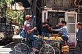 Urban Landscape and Scenes of Everyday Life, Damascus (دمشق), Syria - Fruit vendor in old city souq - PHBZ024 2016 1417 - Dumbarton Oaks.jpg