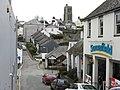 Urban landscape in Liskeard - geograph.org.uk - 1236035.jpg
