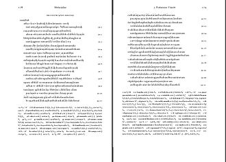 Mokshopaya - Sample of the critical edition of the Utpattiprakaraṇa Moksopaya