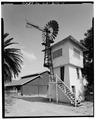 VIEW LOOKING EAST - John Krohn Tank House, 13000 Foothill Avenue, San Martin, Santa Clara County, CA HABS CAL,43-SANMA,1-1.tif