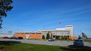 Voice of America - Image: VOA Site B building
