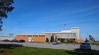 International Broadcasting Bureau Greenville Transmitting Station Transmitting station for Voice of America.