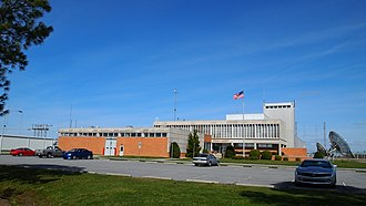 Voice of America - Image: VOA Site B building