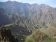 Vallée de Garça Cap-Vert
