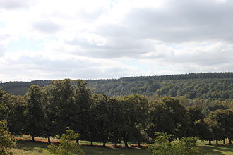 Le Bec-Hellouin - Vallée du Bec.