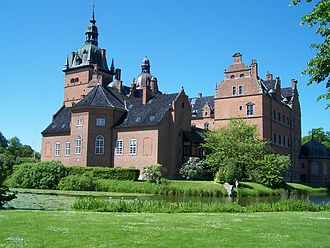 Vallø Castle - Vallø Castle