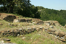 Vani, Georgia. Ruins of ancient settlement (Photo A. Muhranoff).jpg
