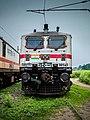 Varun named GZB WAP7 30521 standing idle at Katihar.jpg