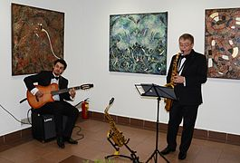 Vasily Zenko Exhibition in Gallery University of Culture 11.06.2014-06.JPG