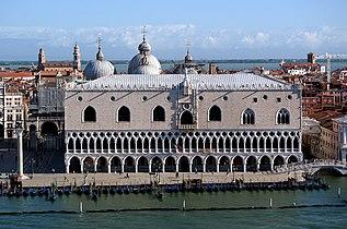 Venezia - Panorama 011, Palazzo ducale.jpg