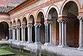 Vercelli, sant'andrea, chiostro, 15.jpg