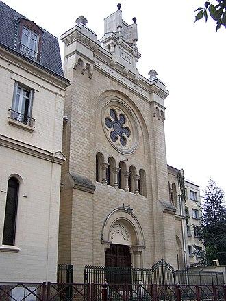 Versailles Synagogue - Versailles Synagogue, rue Albert Joly