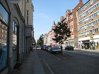 Vesterbrogade - Vesterbrogade