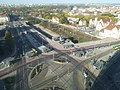 View feom New Baltic in Poznan Restaurace (6).jpg