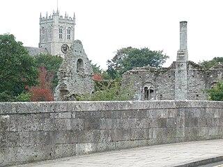 History of Christchurch, Dorset