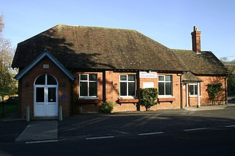 Child Okeford - Image: Village Hall geograph.org.uk 372067