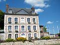 Villequier, Seine-Maritime, mairie.jpg