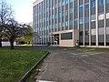 Villeurbanne - Rue Enrico Fermi - Bâtiment Paul Dirac au numéro 4, physique nucléaire.jpg