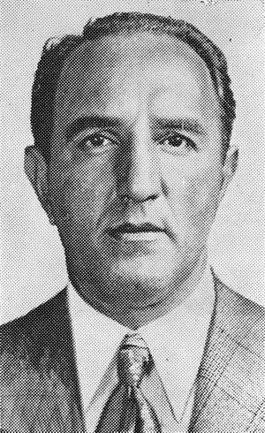 Vincent Alo - Vincent Alo in 1950.