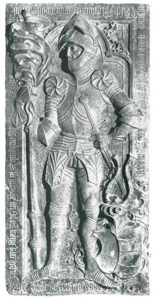 Graben von Stein - Virgil von Graben, Knight, Stadtholder and captain of Lienz, Görz and East Tyrol, Burggraf and Lord of Heinfels, Lengberg, Lienz and Sommeregg (etc.)