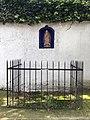 Virgin Mary fenced altar.jpg